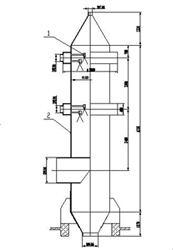 KTPL-空塔喷淋冷凝器